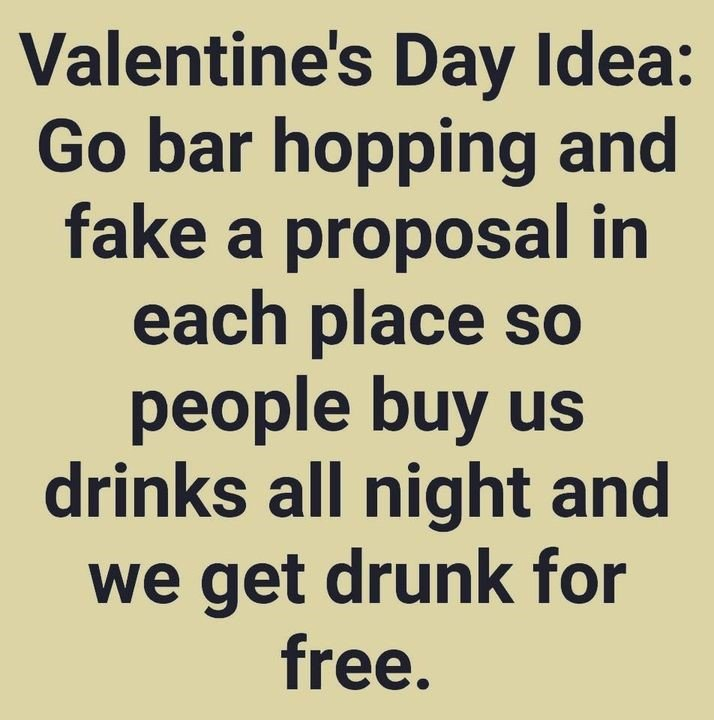 Valentine's Day Idea...