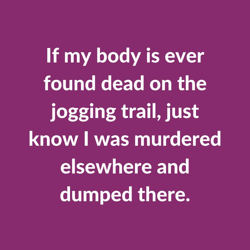 If My Body...