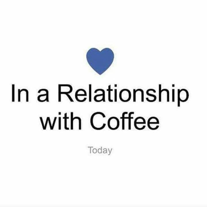 In A Relationship...