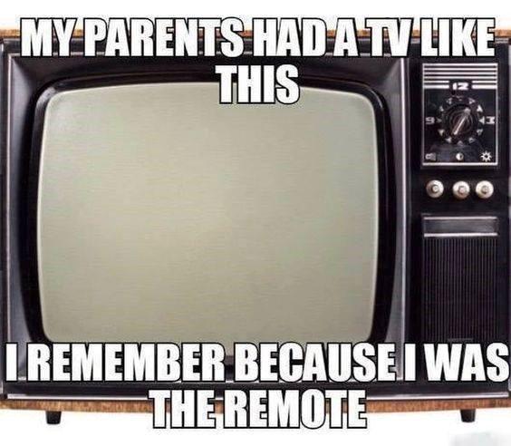 My Parents Had...