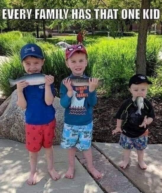 Every Family Has...