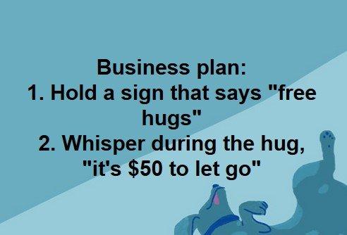 Business Plan...