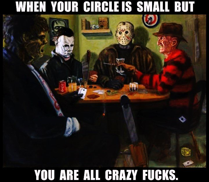 When Your Circle...