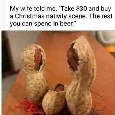 My Wife Told...