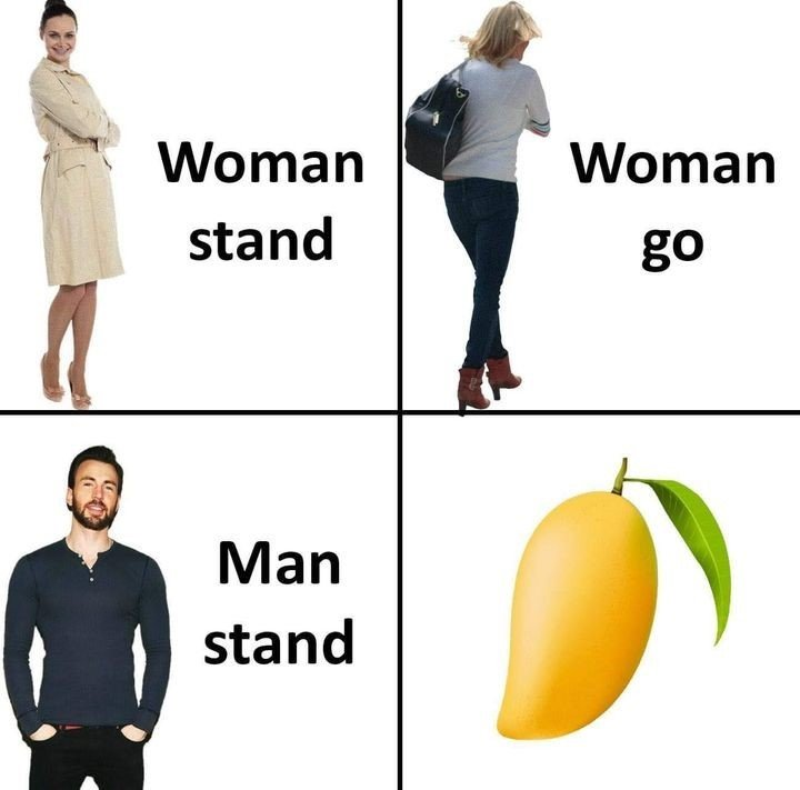 Woman Stand...