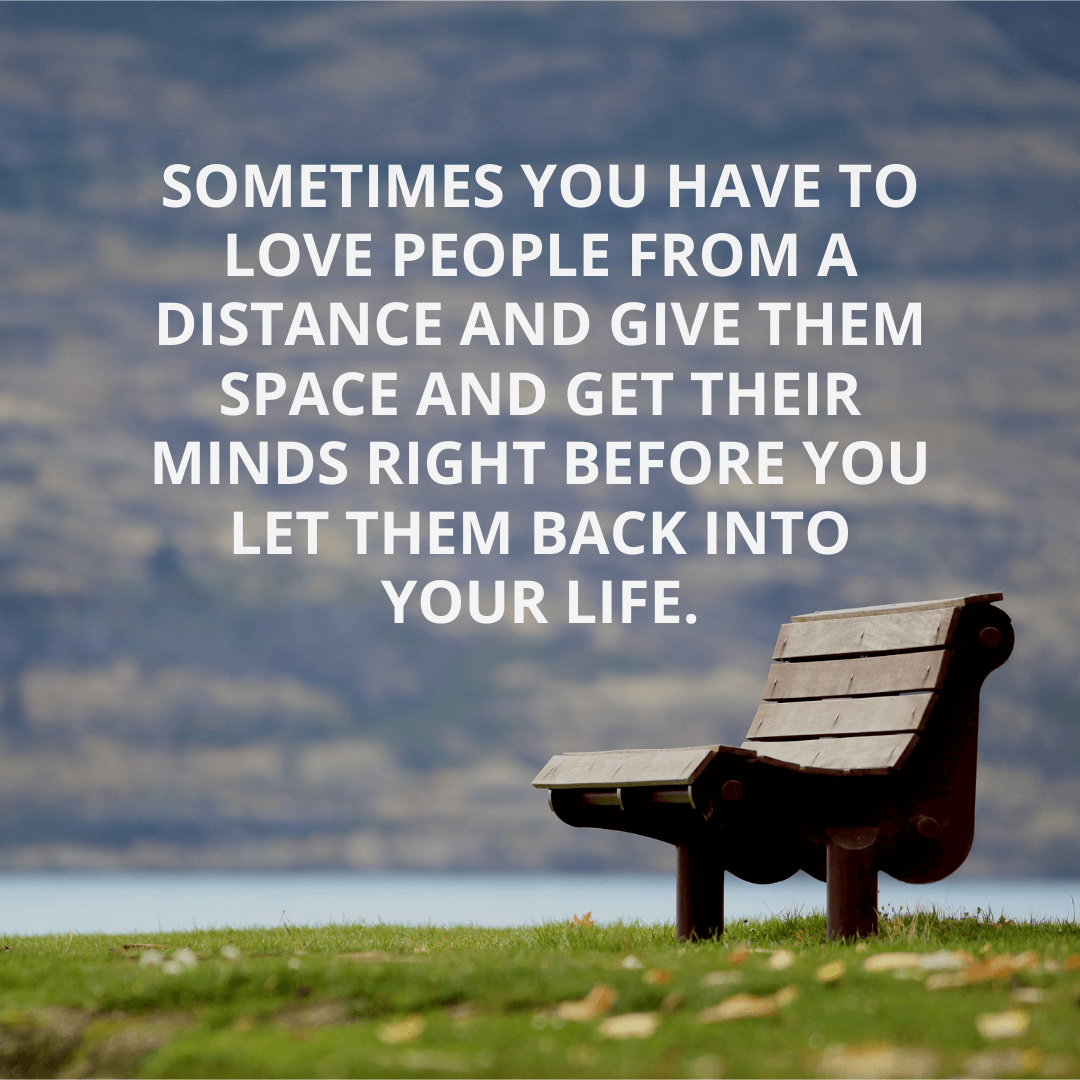Sometimes You Have...