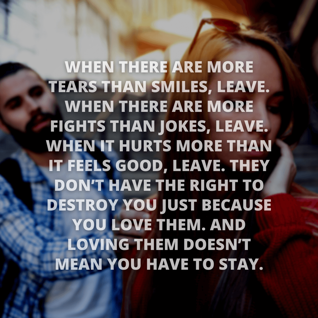 When There Are...