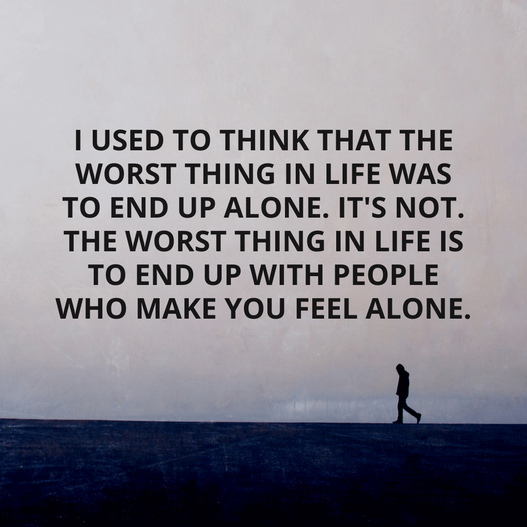I Used To...