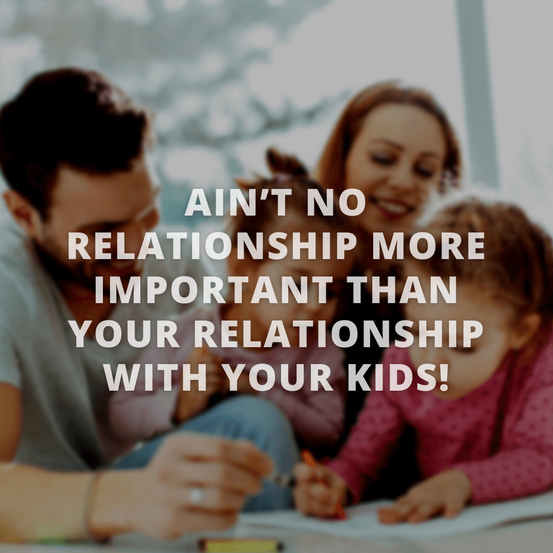 Ain't No Relationship...