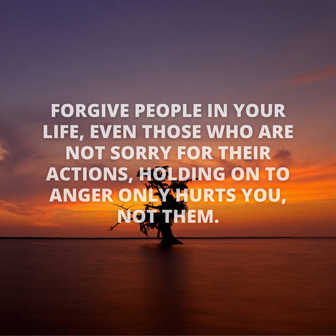 Forgive People In...