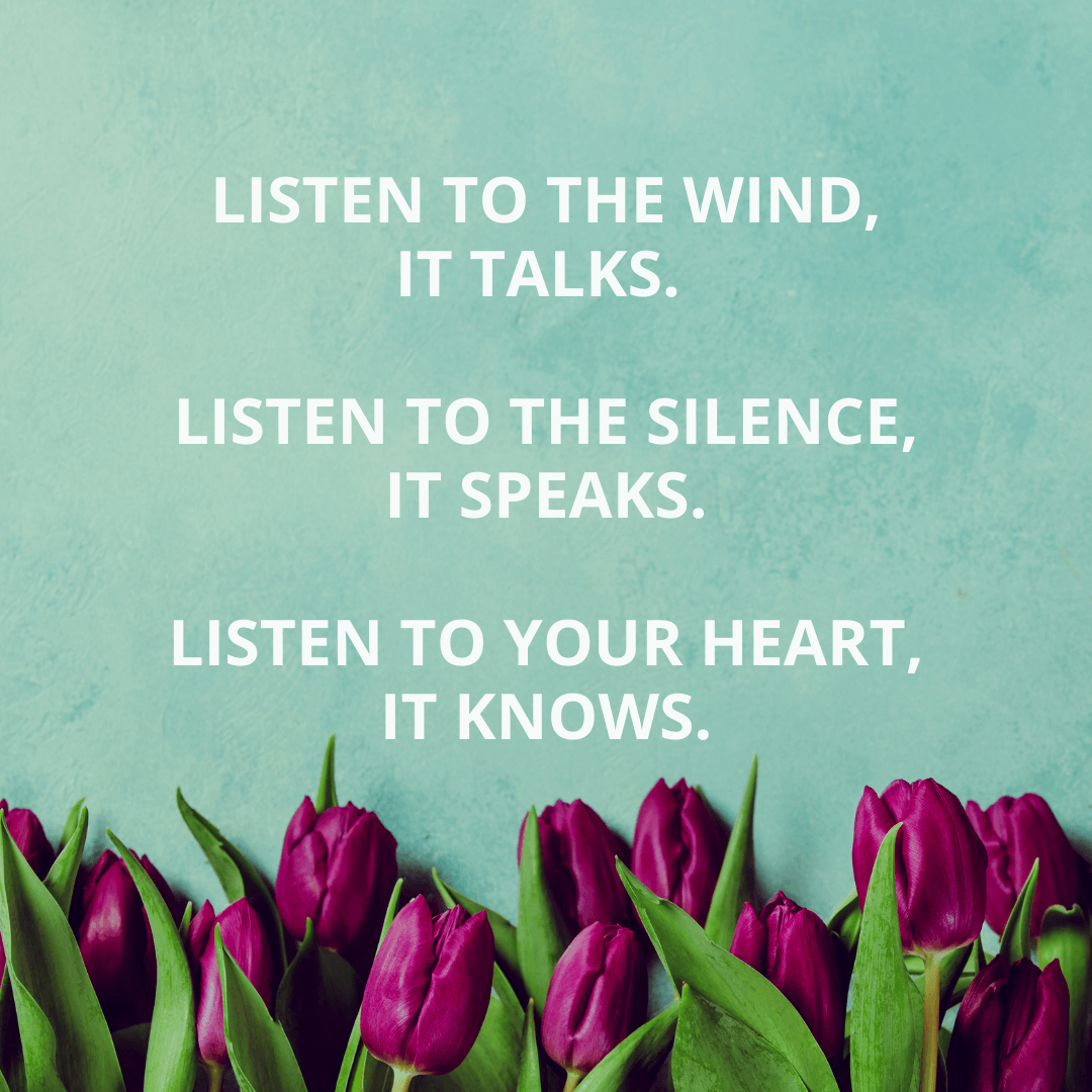 Listen To The...