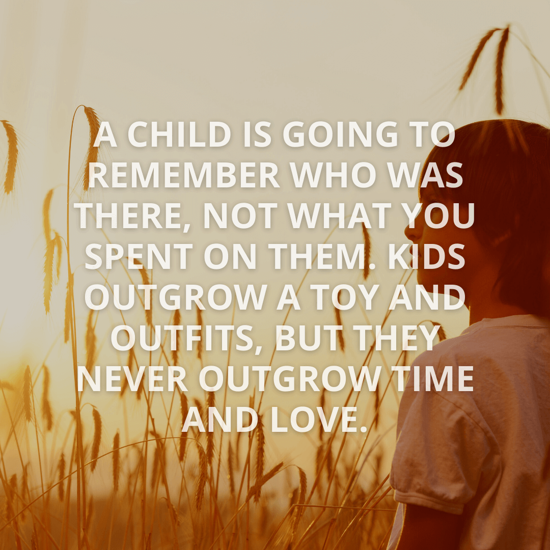 A Child Is...