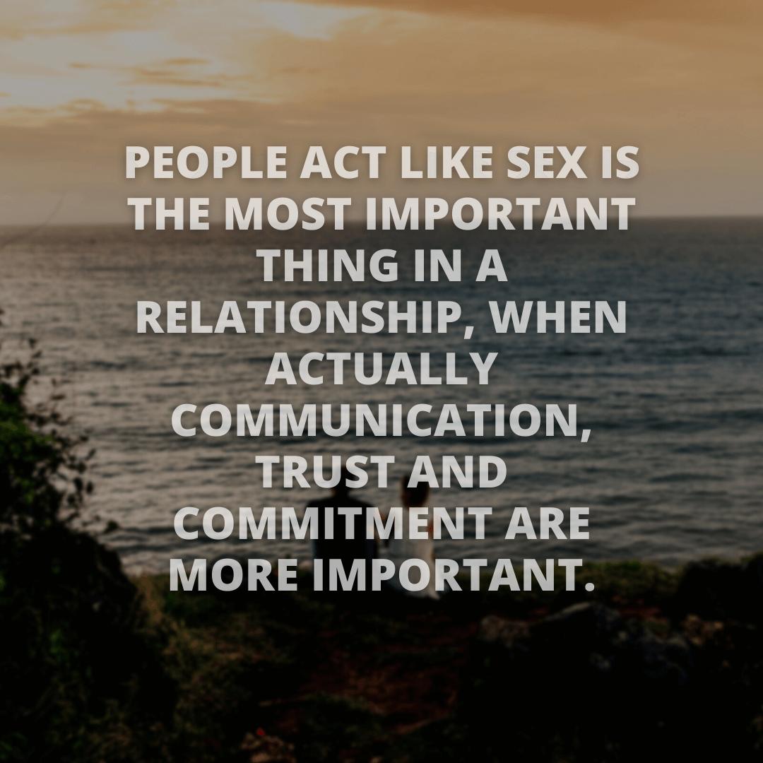 People Act Like...