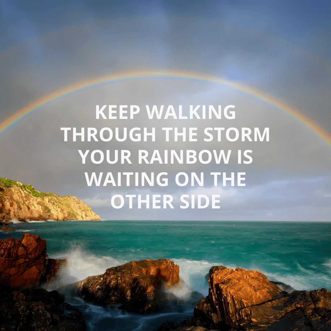 Keep Walking Through...