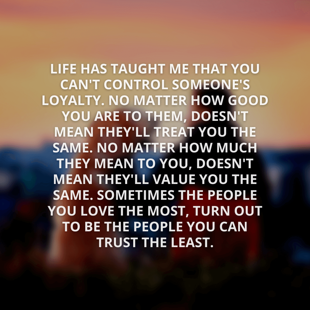 Life Has Taught...