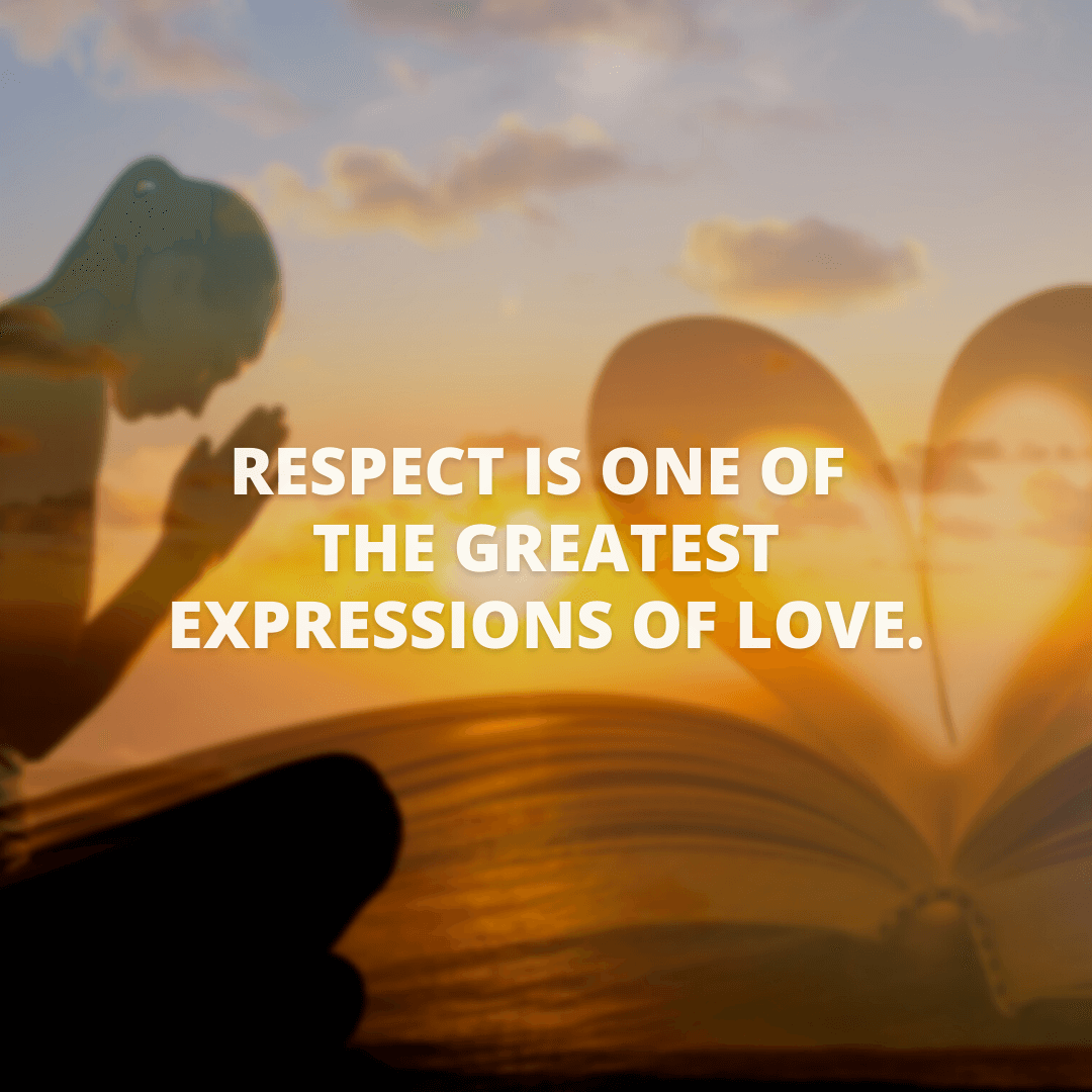 Respect Is One...