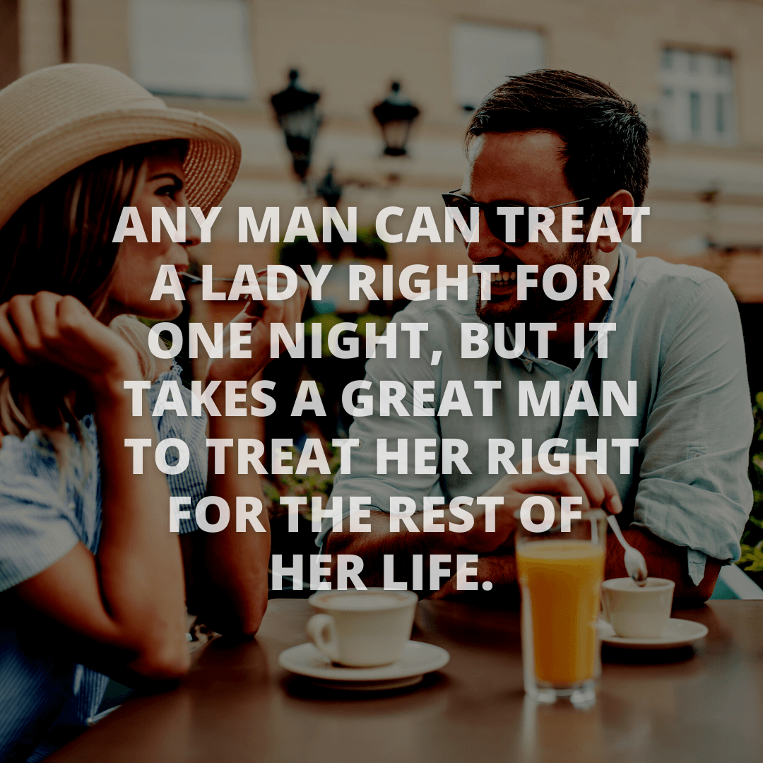Any Man Can...