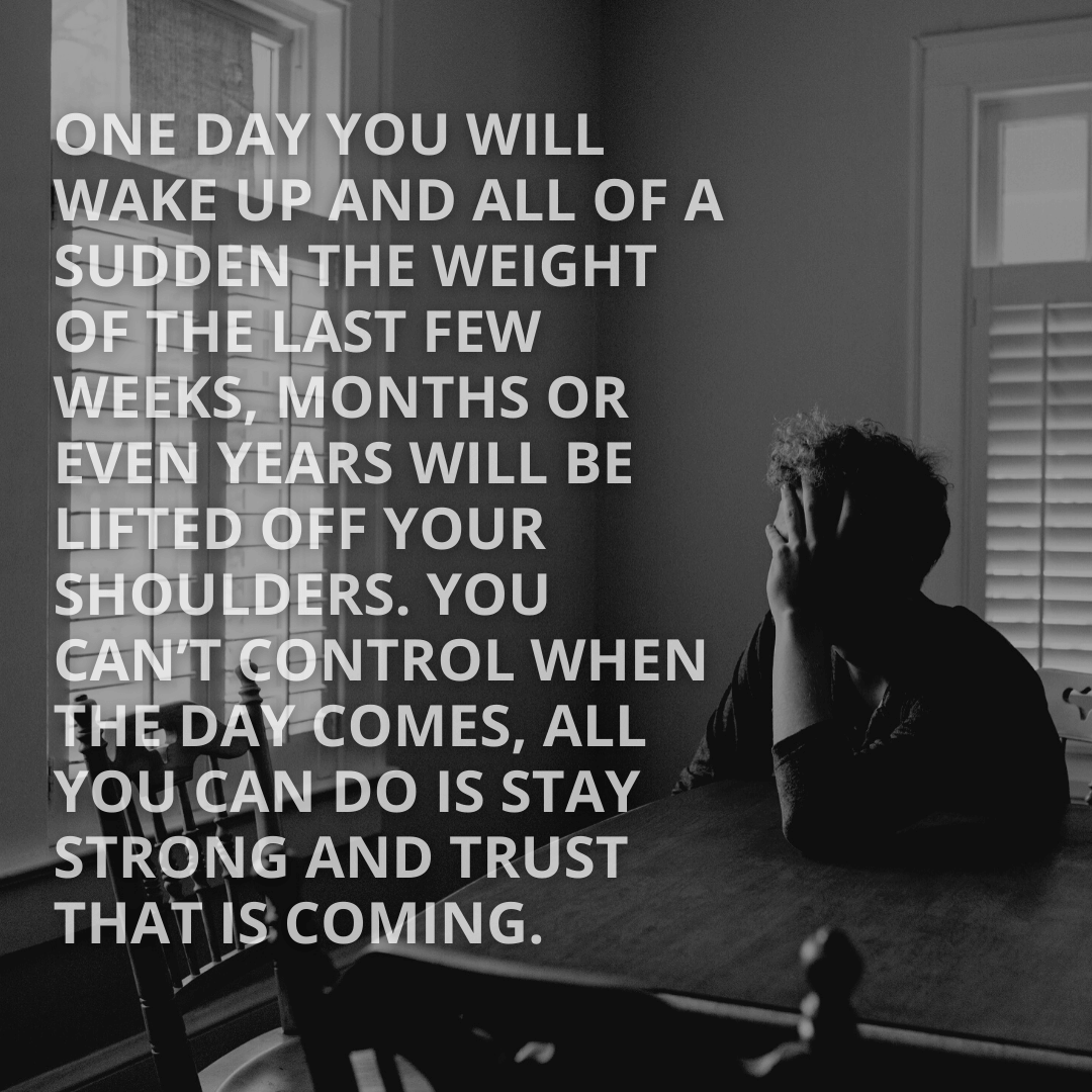 One Day You...