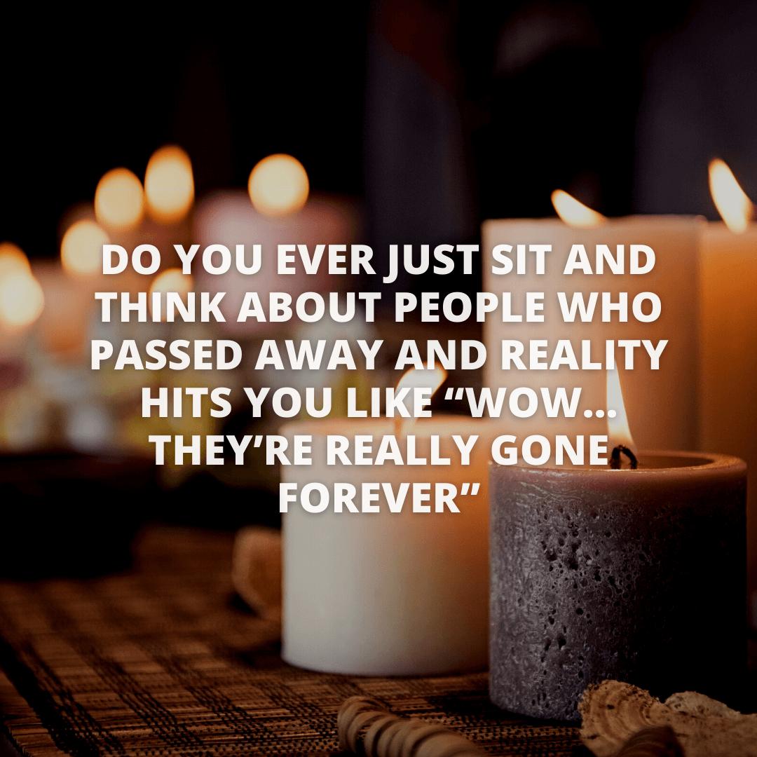 Do You Ever...