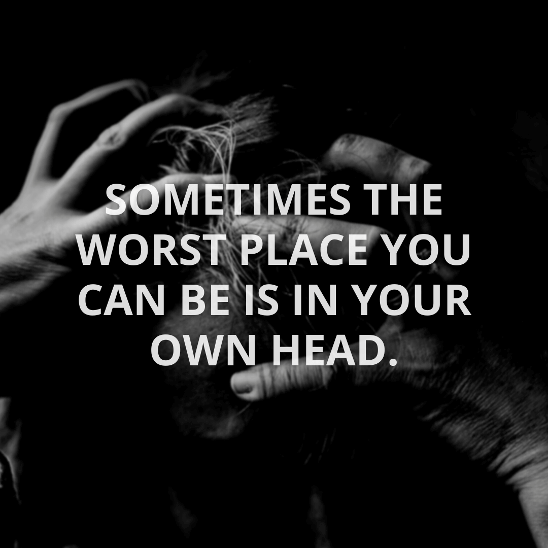 Sometimes The Worst...