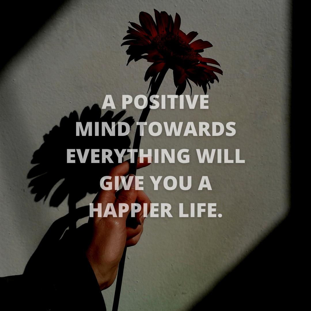 A Positive Mind...