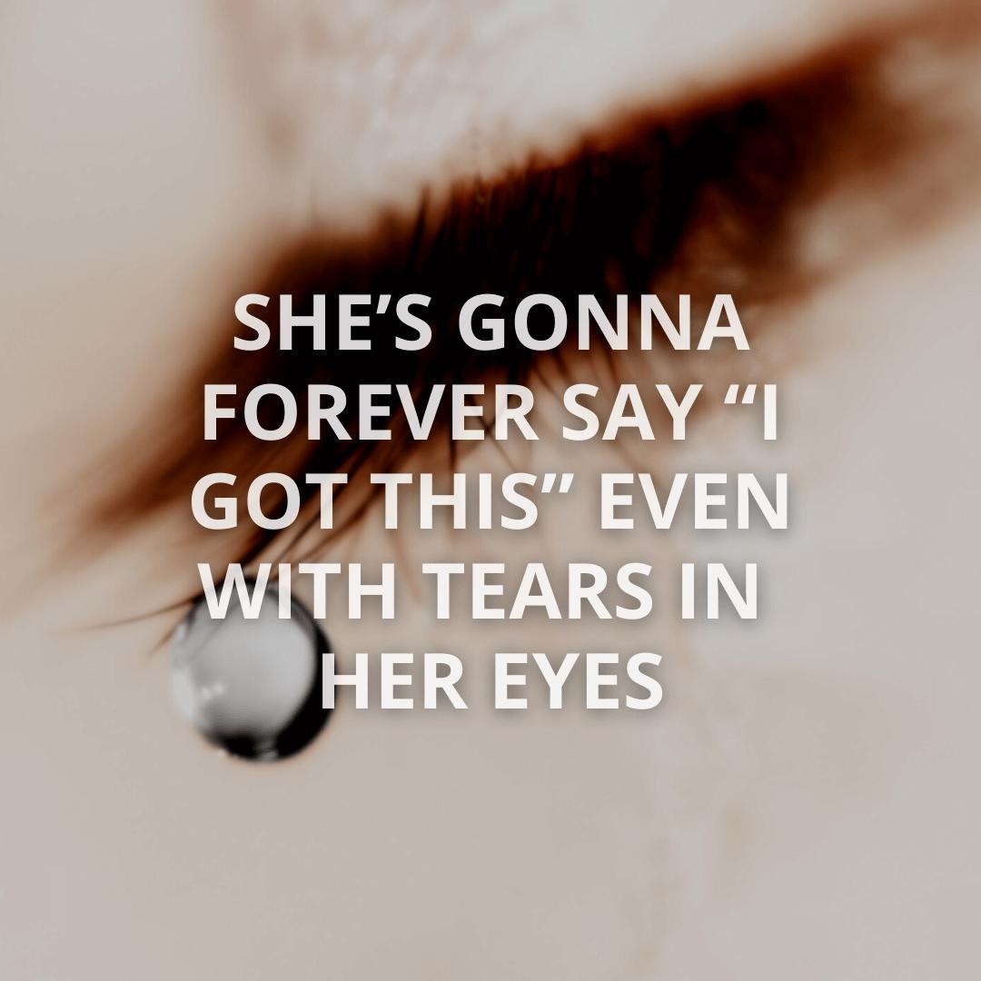 She's Gonna Forever...